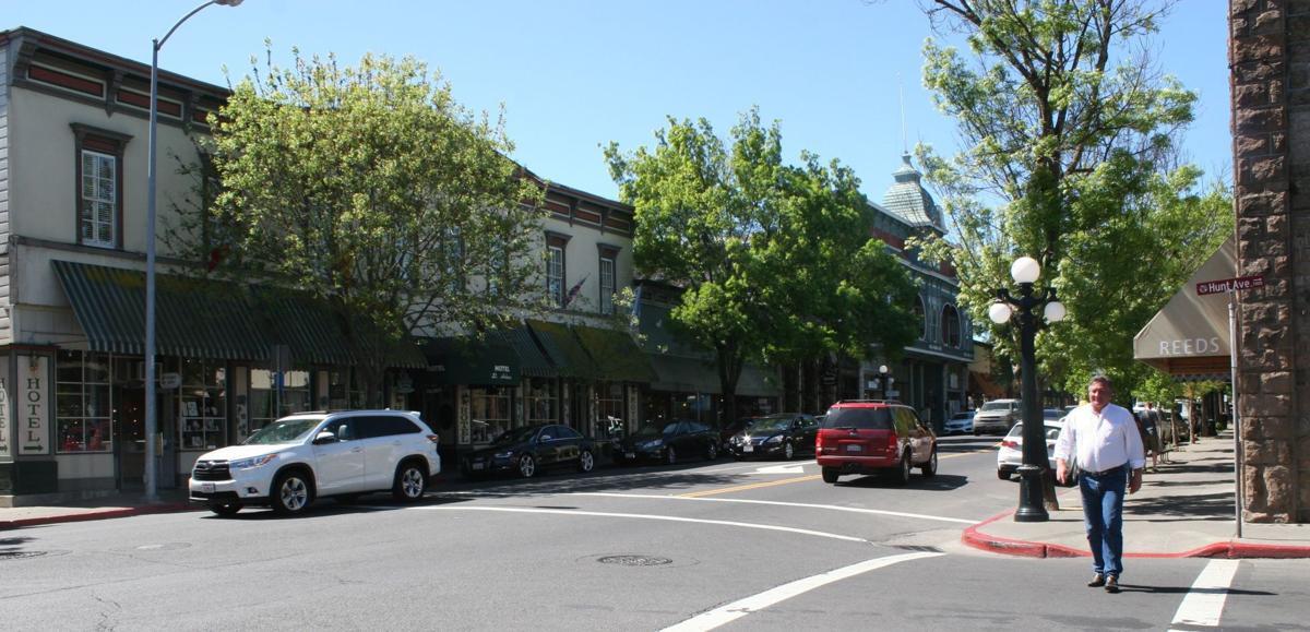 Downtown St. Helena (copy)