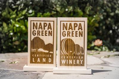 Napa Green signs