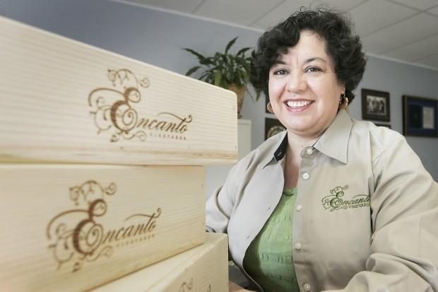 Rosaura Segura of Encanto Vineyards