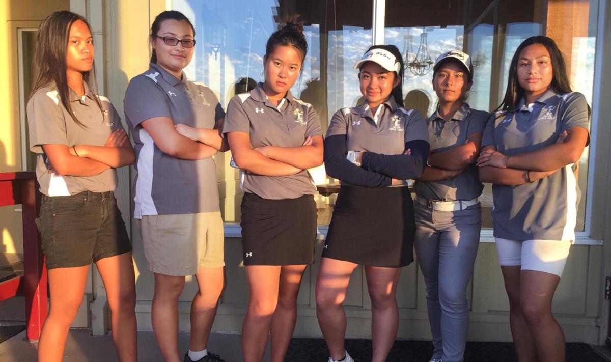 American Canyon girls golf