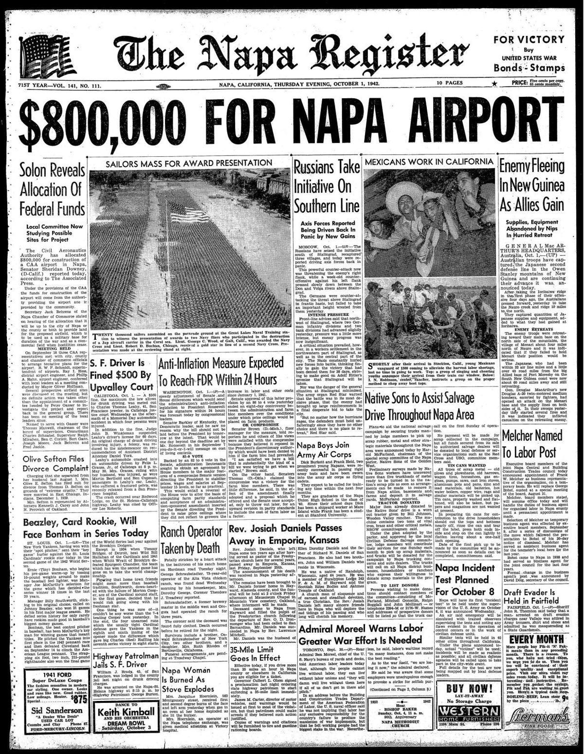 Oct. 1, 1942