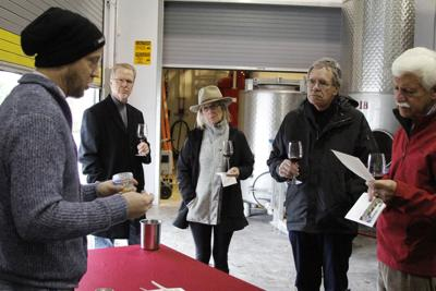'Morning in the Winery' welcomes locals