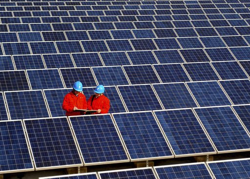 China solar supplier grows in India to avoid trade controls