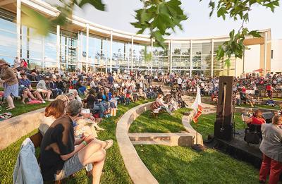 Amphitheater at CIA