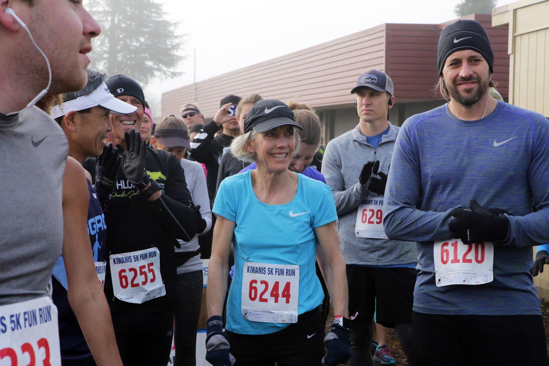 pictures Joan Benoit Samuelson Olympic medal in marathon running