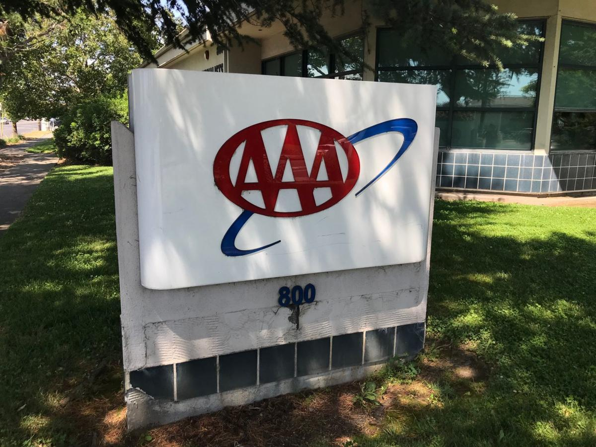The Napa AAA office will close on July 31