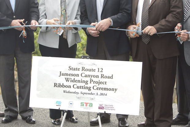 Jameson Canyon Road Widening