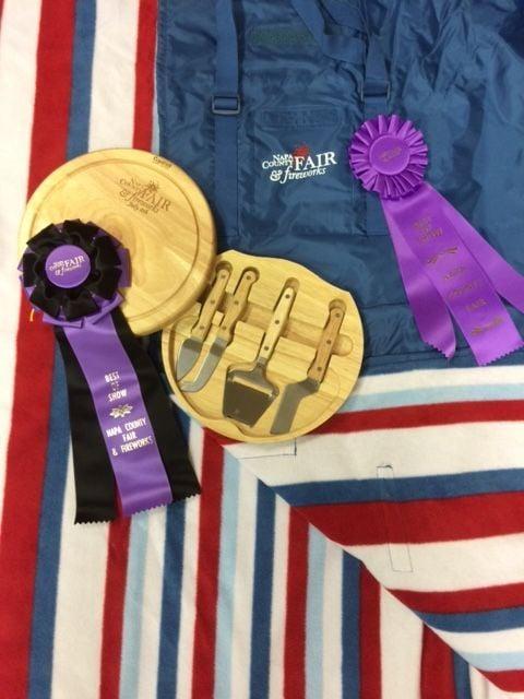 Napa County Fair ribbons | | napavalleyregister com