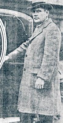 Titanic Survivor Eino Lindquist