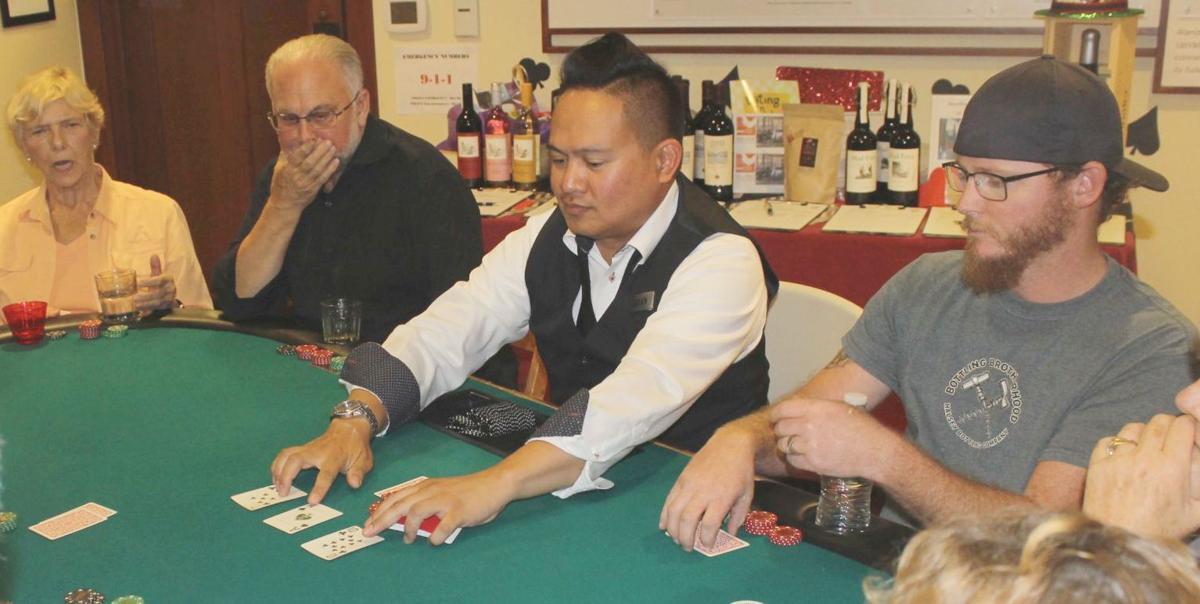 Napa valley casino poker tournaments dover downs casino games