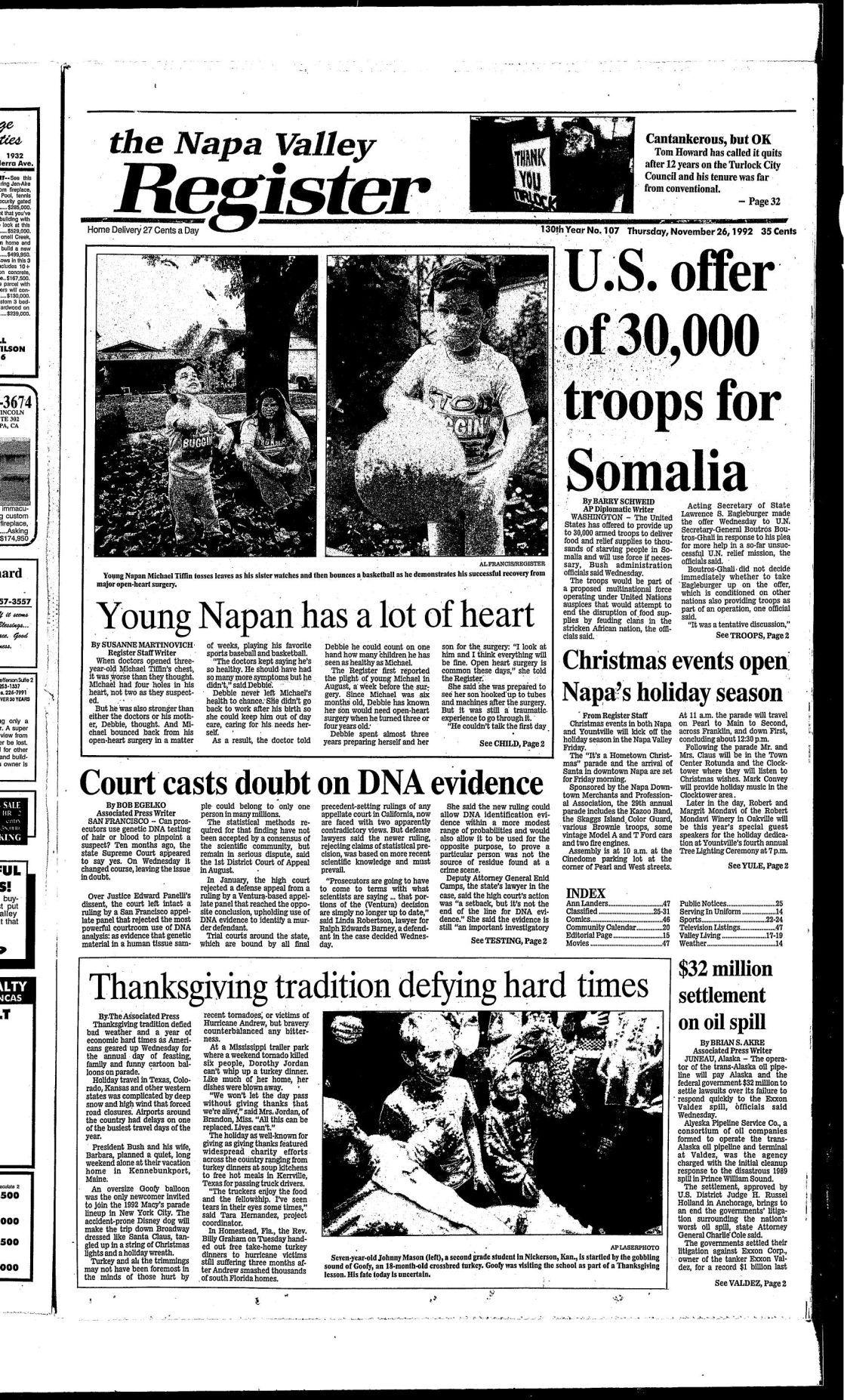 Nov. 26, 1992