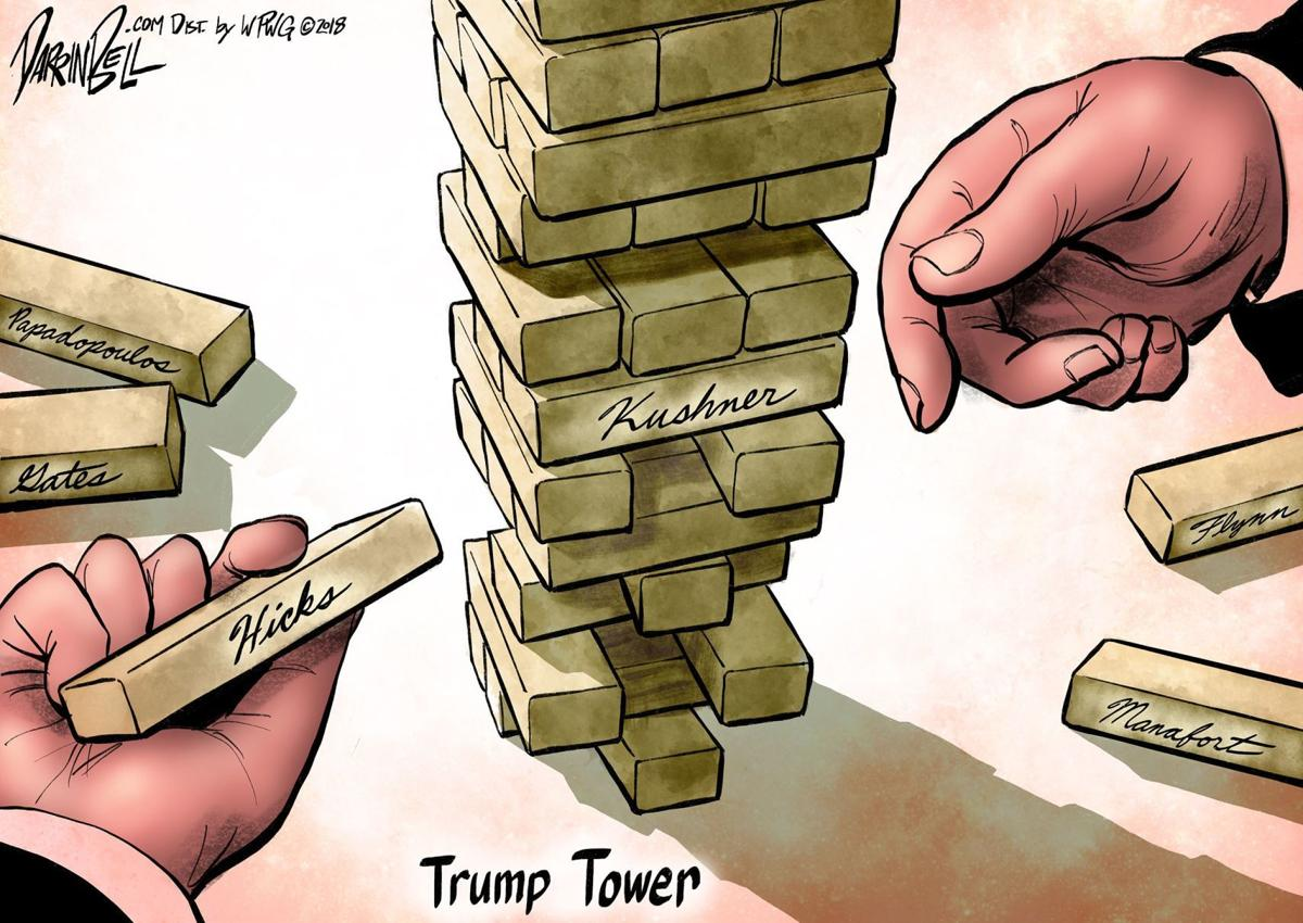 Darrin Bell Cartoon