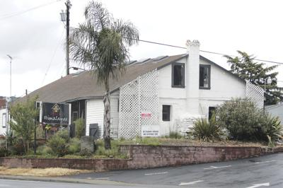 The Old Adobe Building
