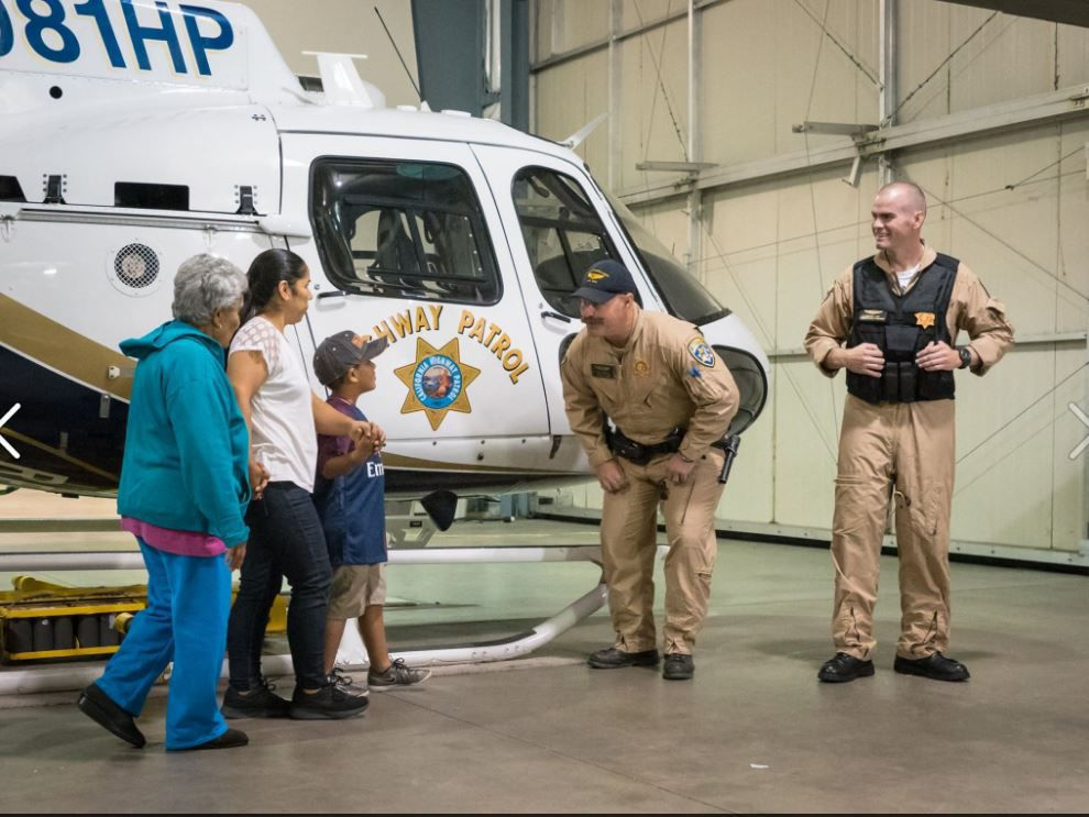 CHP pilot Peter Gavitte