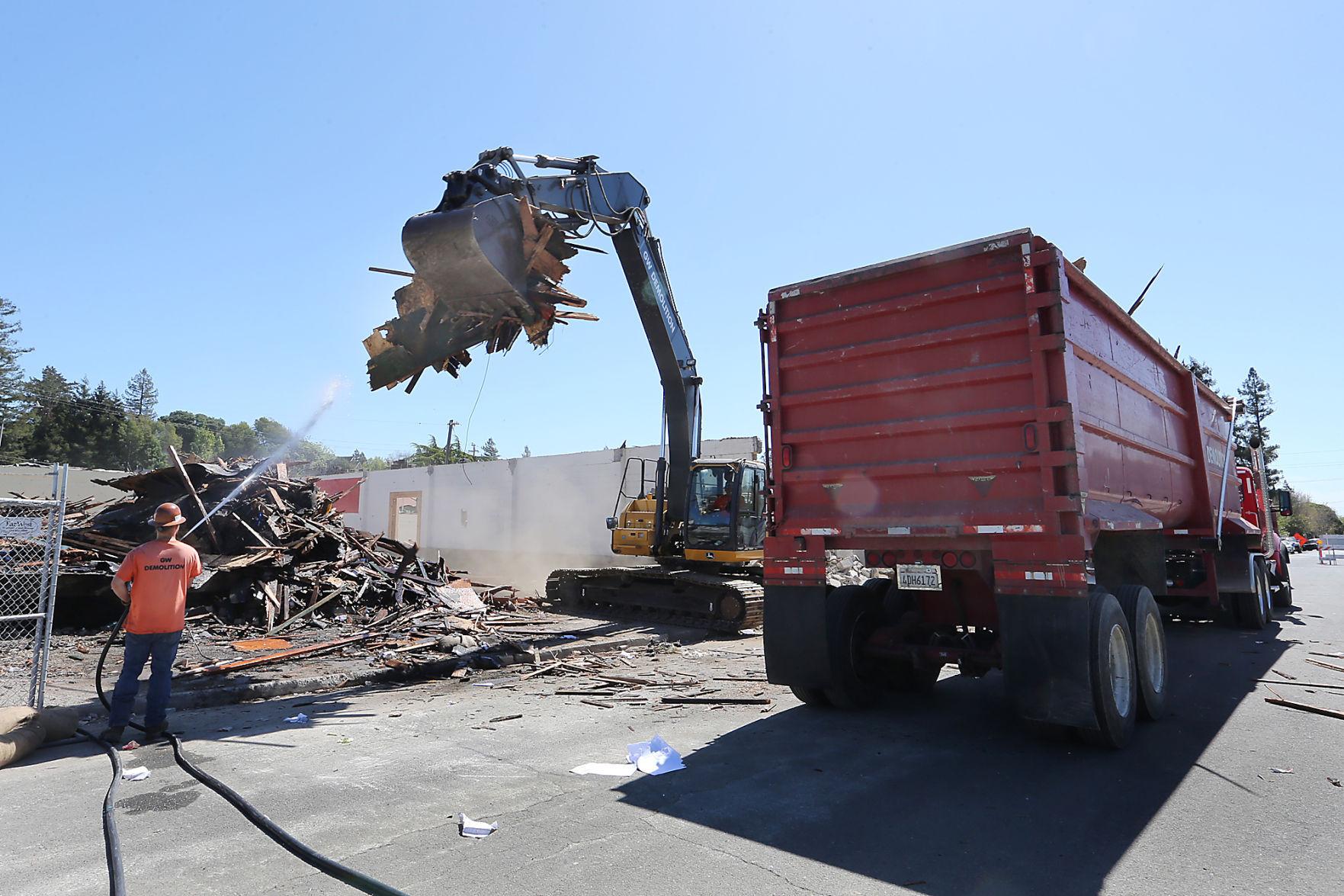 Furniture 4 Less Demolition