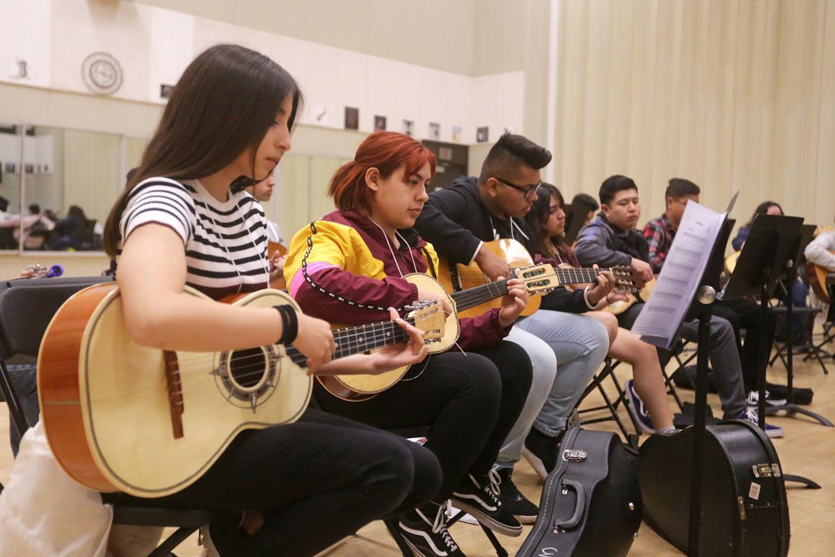 Viva Mariachi Festival at Napa Valley College