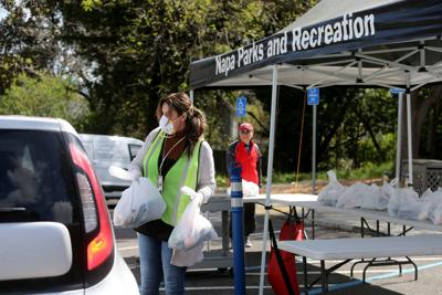 Demand increases for Napa food relief