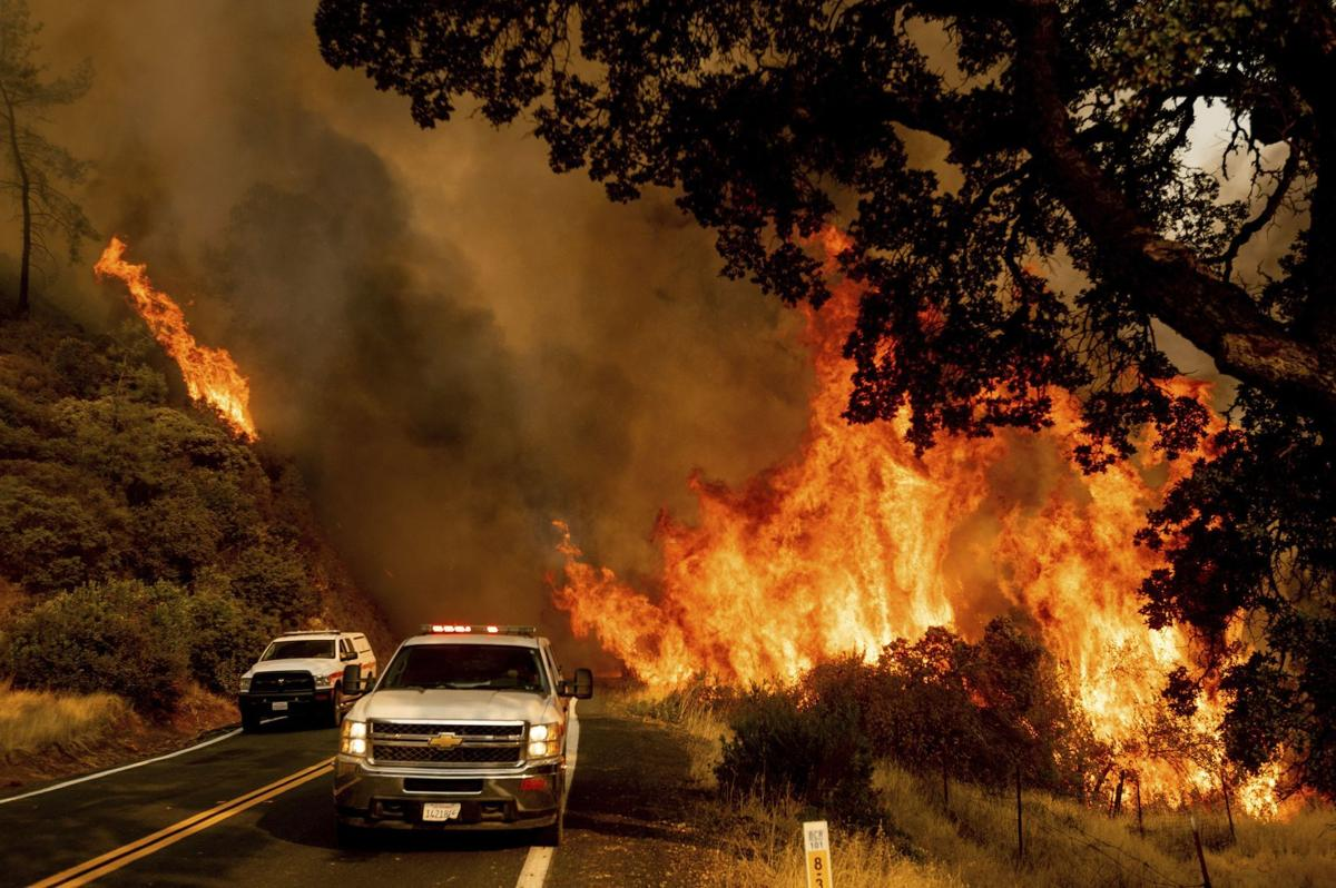 Update: Cal Fire begins lifting some evacuation orders in Napa County    Local News   napavalleyregister.com