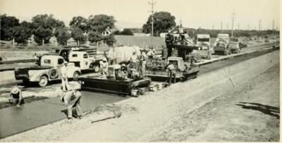 Napa County traffic history