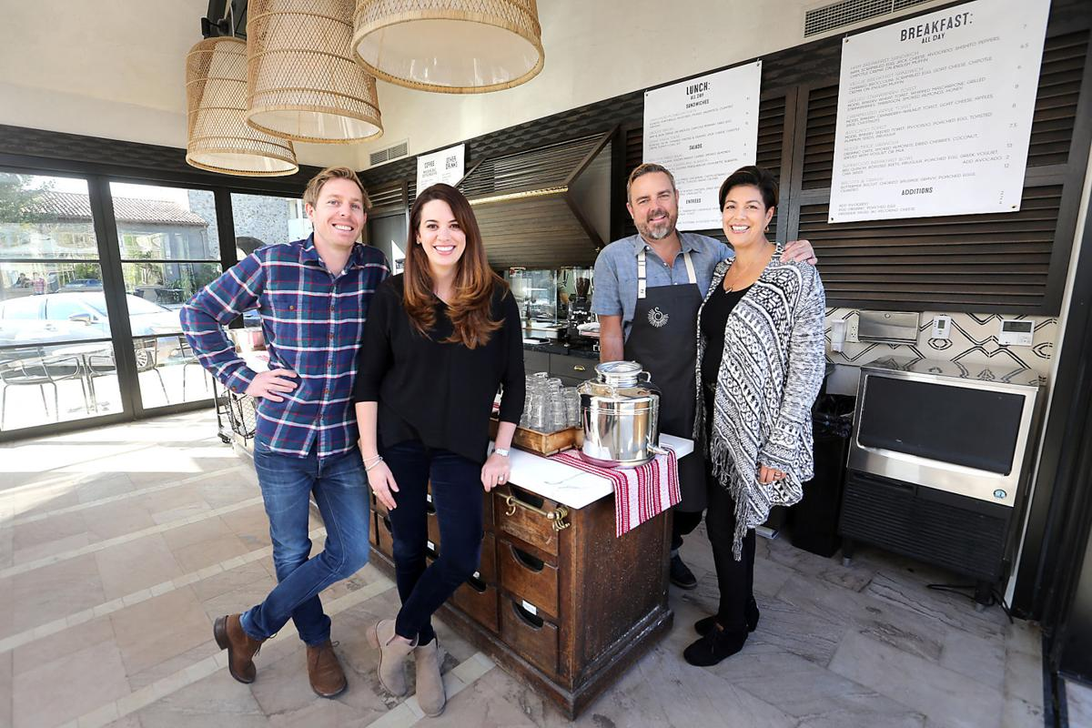 Southside Yountville Opens at Stewart Cellars