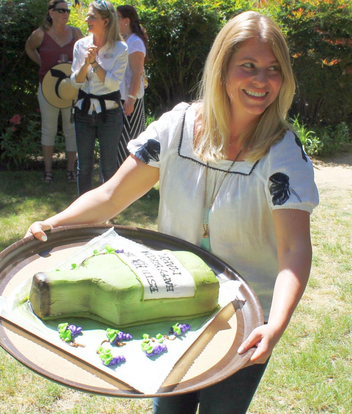 Birthday at Beringer Vineyards