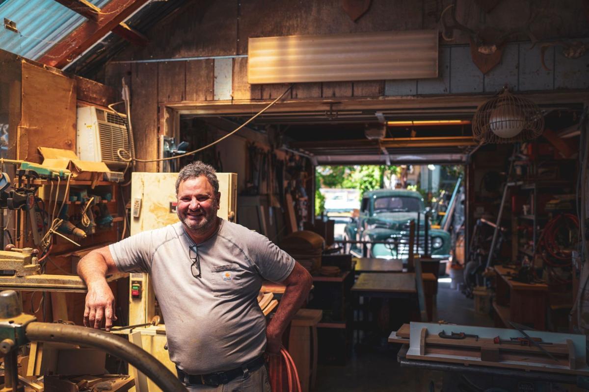 Philip Beltrami - revealing the craftsmanship of Napa Valley's history