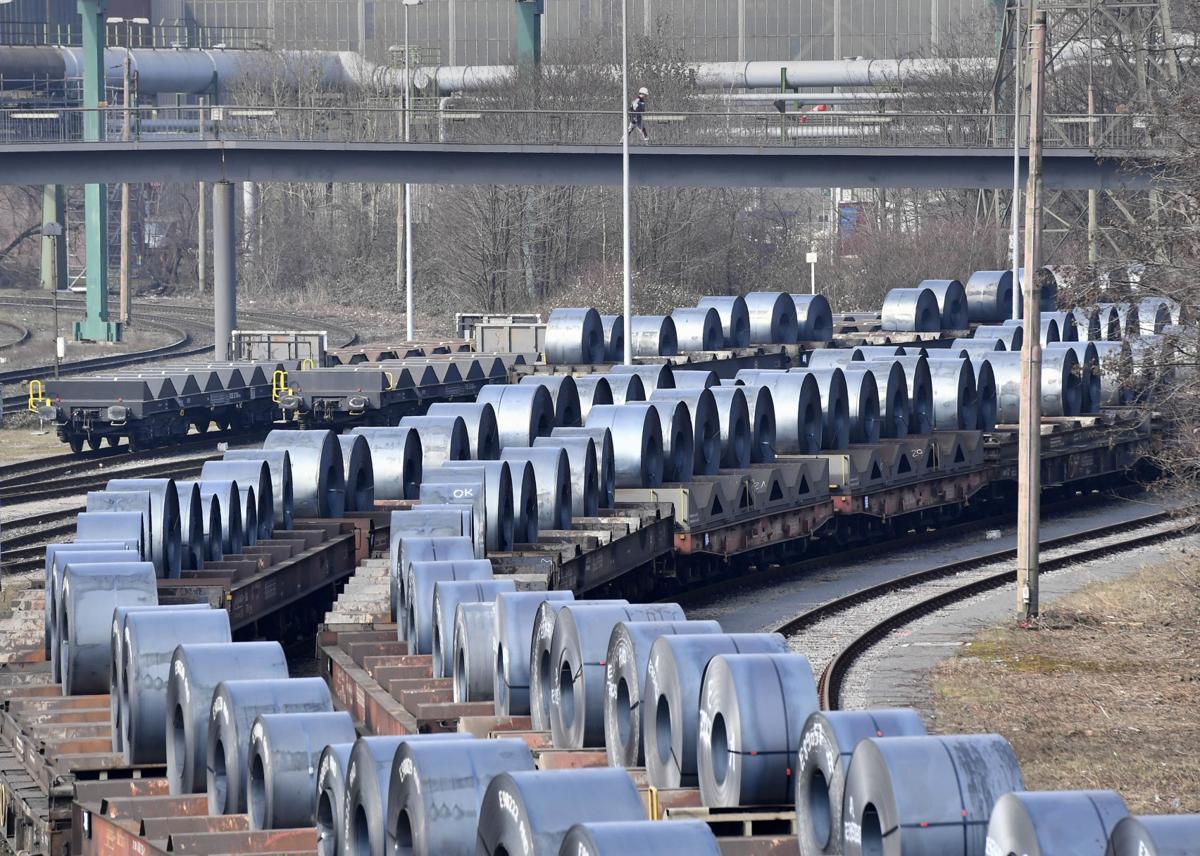 Germany US Steel Trade