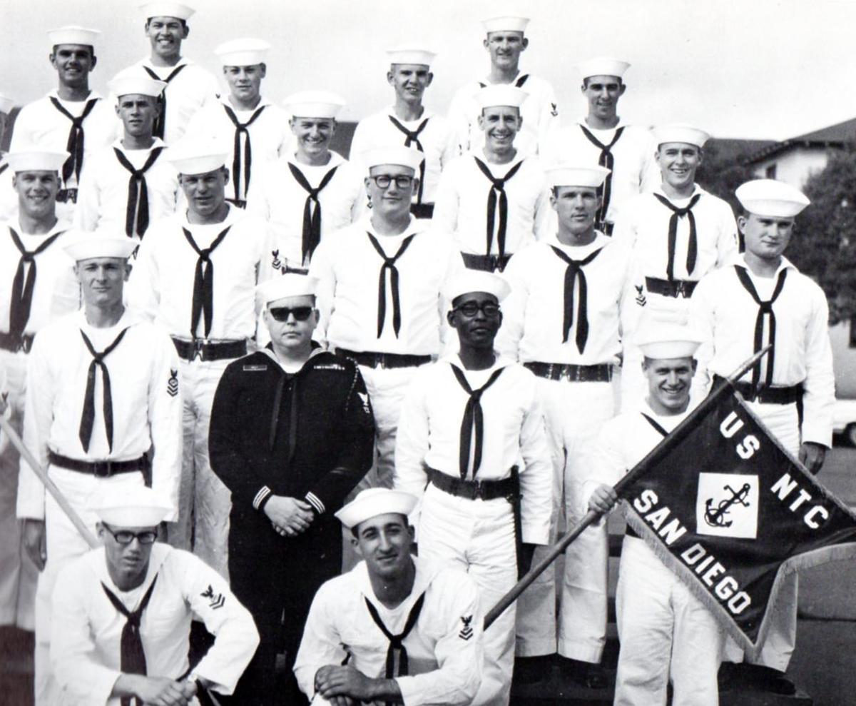 U.S. Naval Training Center, San Diego