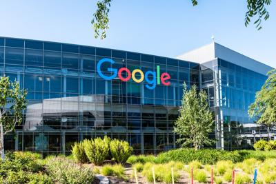 Googleplex - Google Headquarters in California