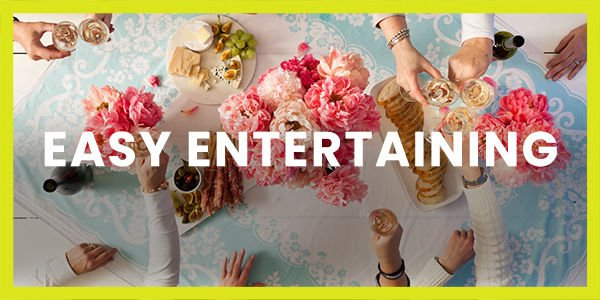 Easy Entertaining Cooking Class