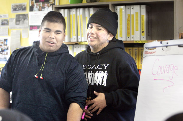 Legacy Youth Project