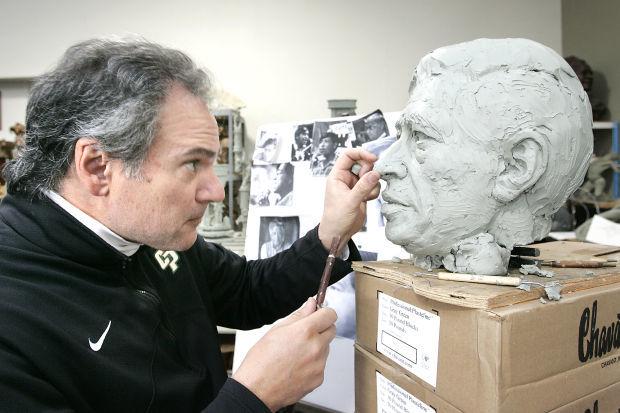 Cesar Chavez statue