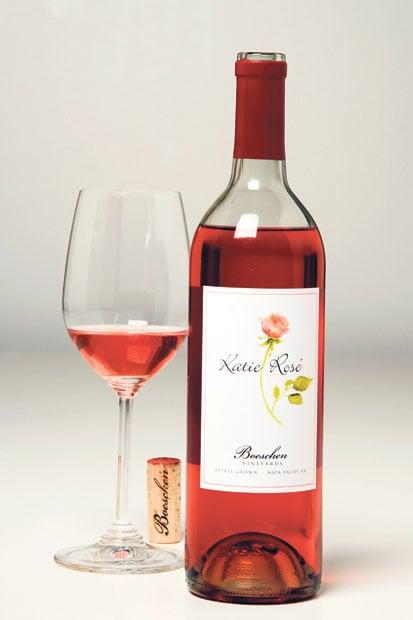 2009 Boeschen Vineyards Katie Rosé Merlot