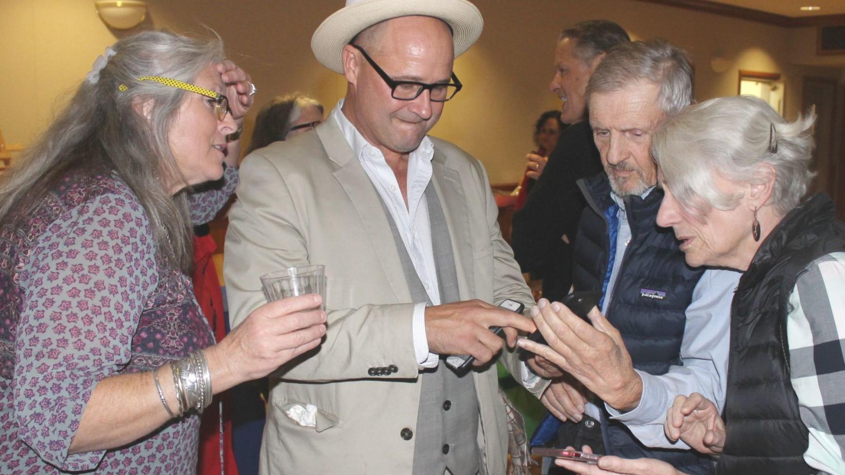 St. Helena Mayor Geoff Ellsworth spent $117,284.40 on November mayoral campaign