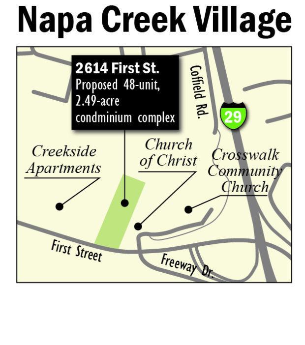 Napa Creek Apartment