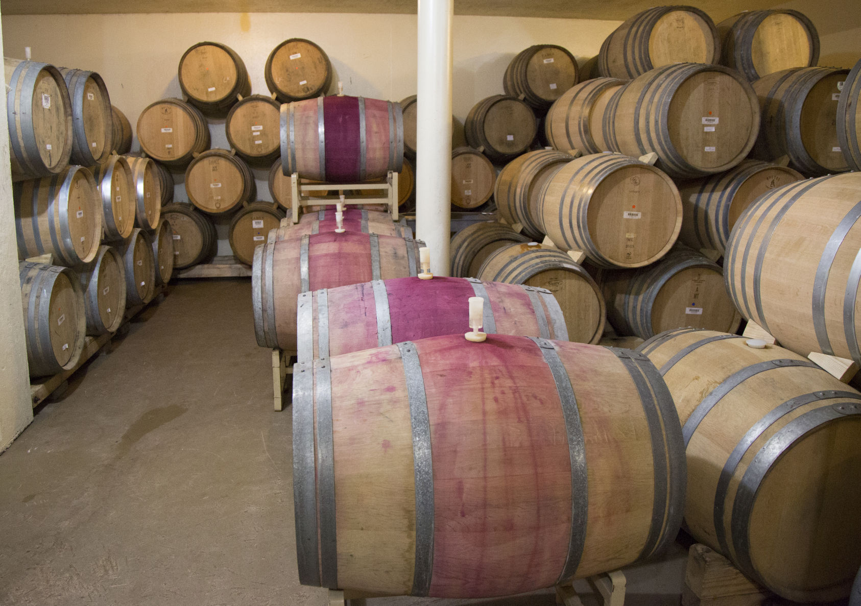 Fraud experts tell wineries owners to wise