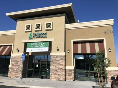 Redwood Credit Union opened an American Canyon branch at 406 Napa Junction Road, Suite 126.