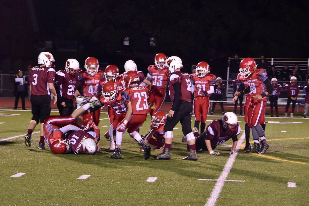 Carpy Gang football