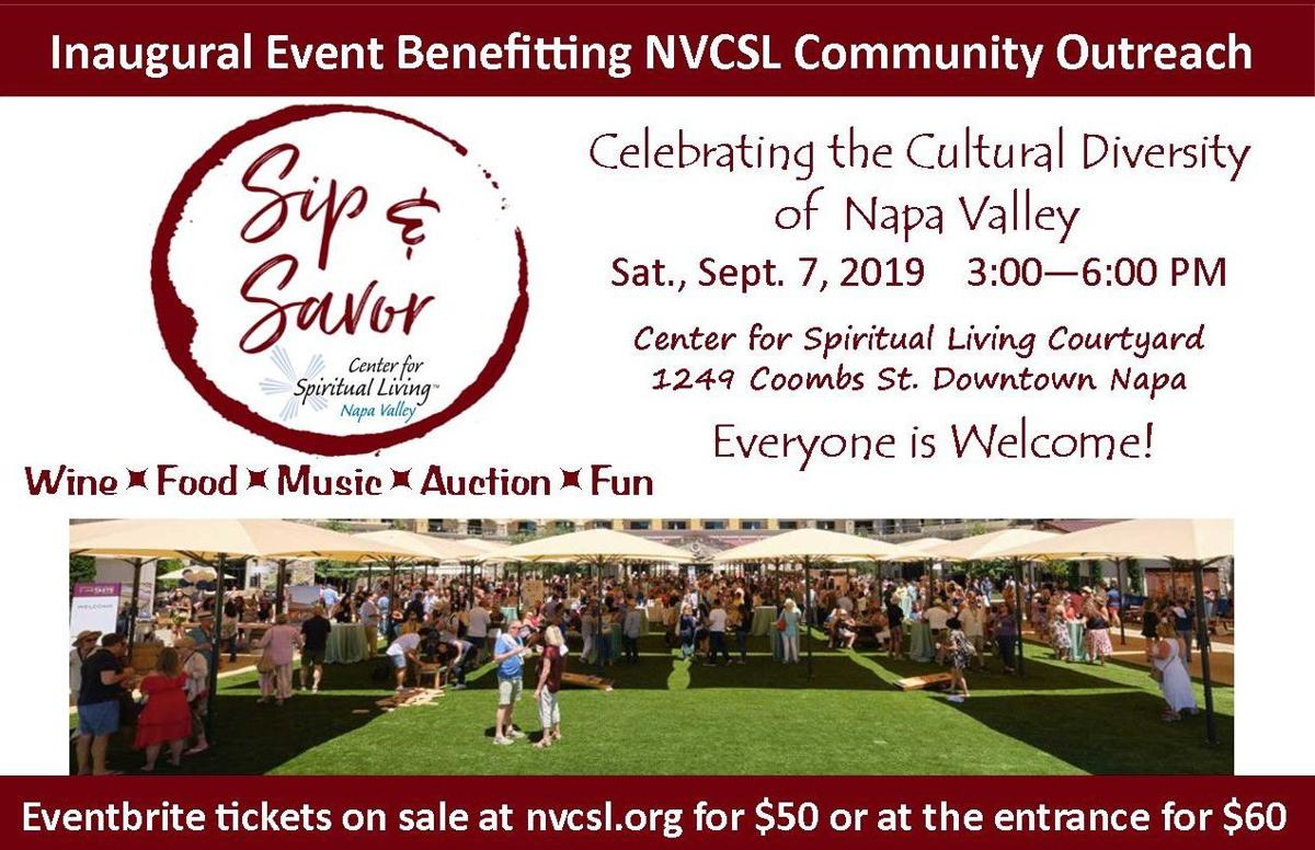 SIP + SAVOR: Celebrating the Cultural Diversity of Napa Valley