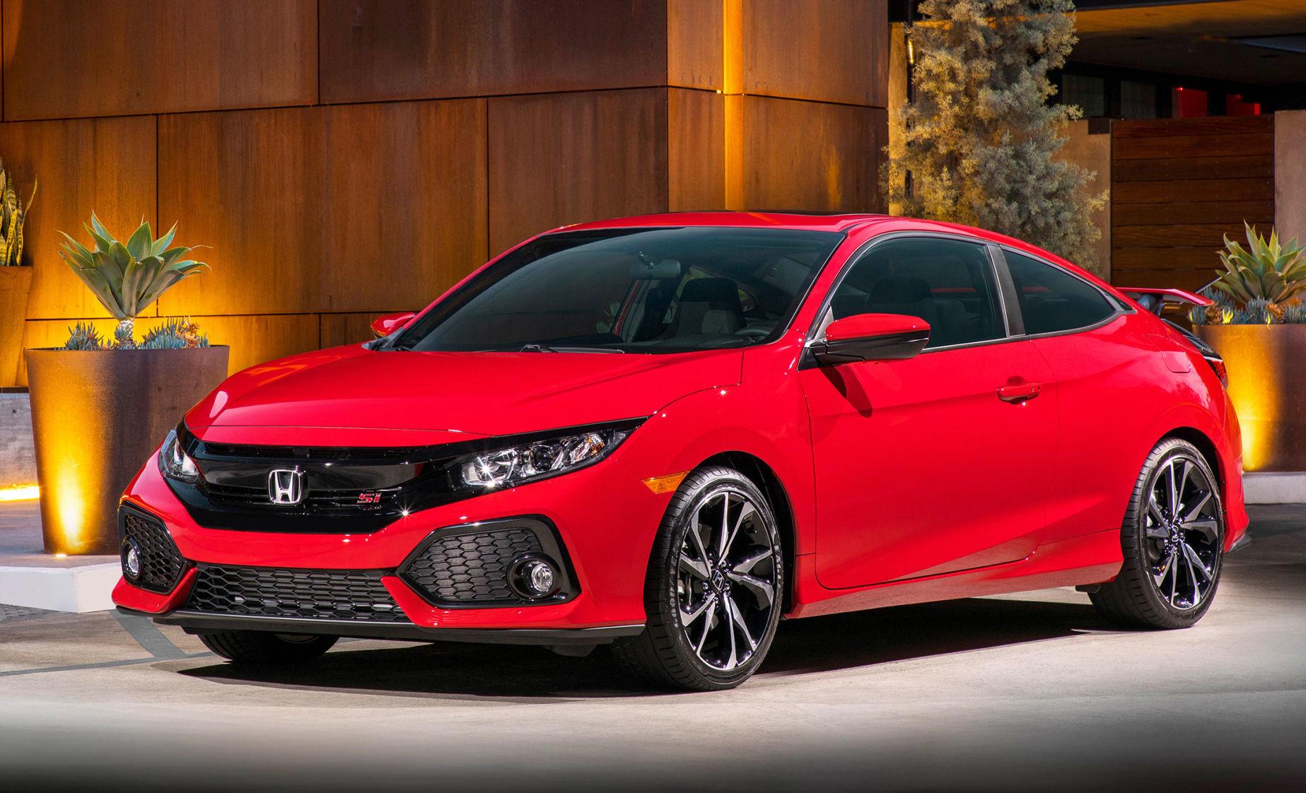 Honda Civic Si Gets Interior Tweaks New Colors Napavalleyregister Com