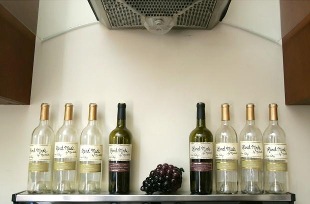 Winemaker Marketta Fourmeaux