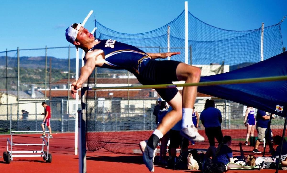 Napa High track and field
