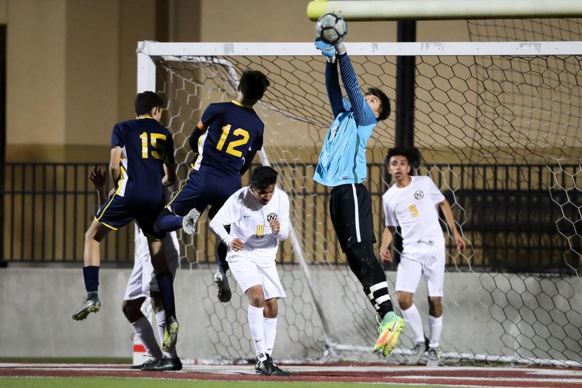 Napa High boys soccer