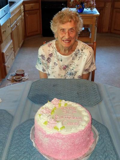 Kirkbride celebrates 90th birthday with family, friends