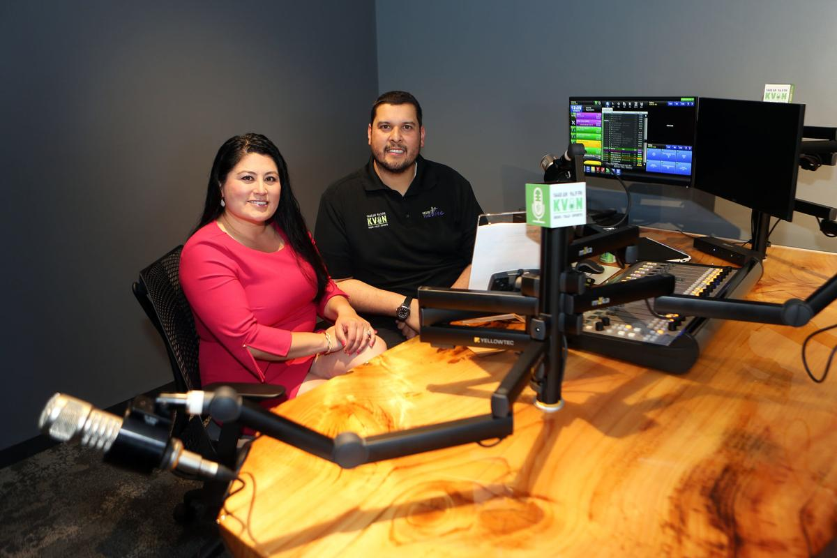 KVON and KVYN move to new Napa studio