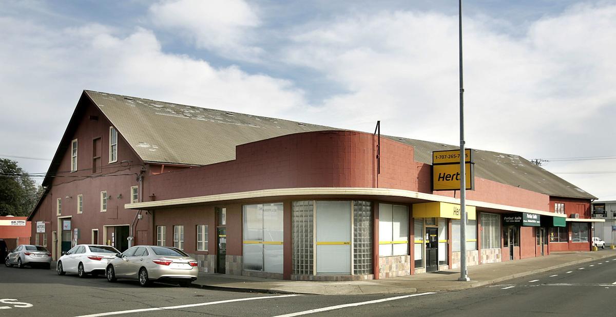 Soscol Avenue Development