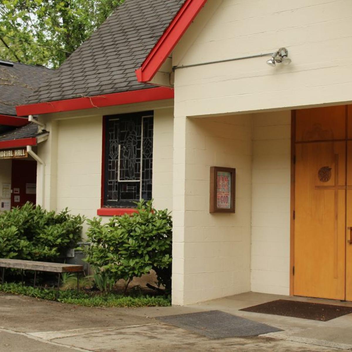 Calistoga church plans 'Tag Sale' on Aug  24   Lifestyles