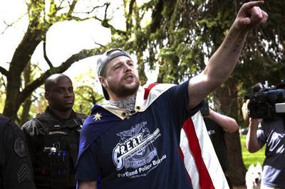 Suspect in Portland attack made life about hate after prison