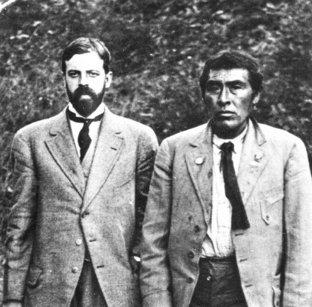 Alfred Kroeber and Ishi