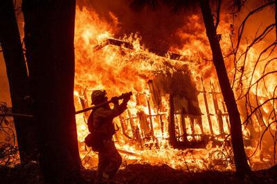 California wildfires: Seeking solutions to a wicked problem (copy)
